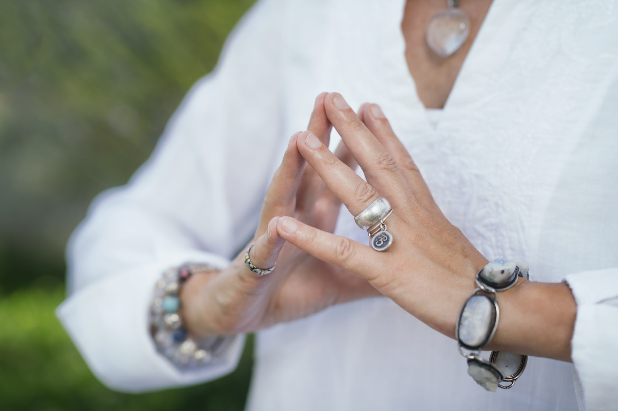 Centering Exercises, Self-Care Wellbeing Practice